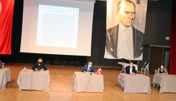 Çerkezköy Belediyesi Kasım ayı meclisleri tamamlandı