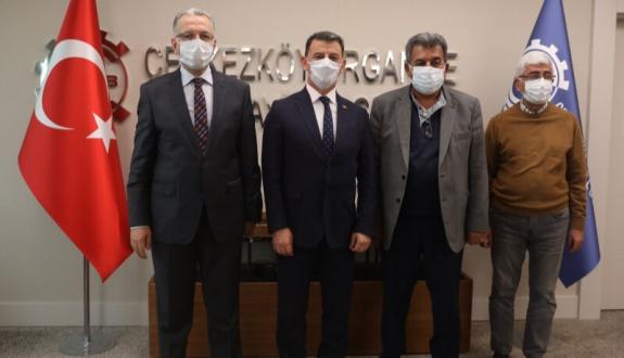 Kapaklı Devlet Hastanesi'nin İnşaat Ruhsatı İmzalandı