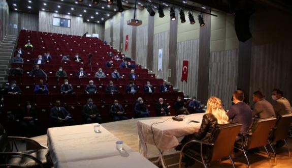Kasım Ayı Kapaklı Meclis Toplantısı Tamamlandı