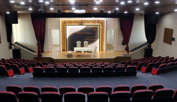 Nikah Salonu Atatürk Kültür Merkezi'nde hizmet verecek