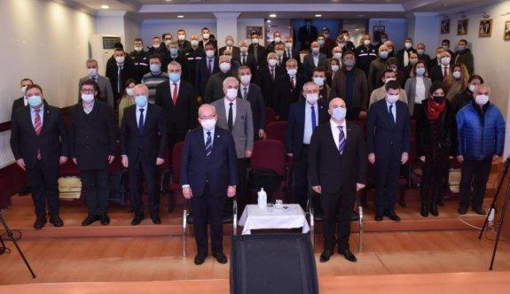 Ortak Basın Toplantıları Saray İle Devam Etti