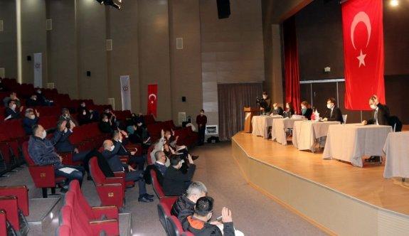 ŞUBAT AYI MECLİS TOPLANTISI 1. OTURUMU YAPILDI