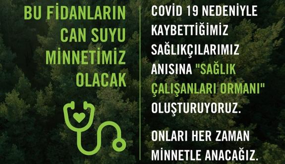 TEMA'dan Dr. Tayfun Kepiç'e saygı ifadesi