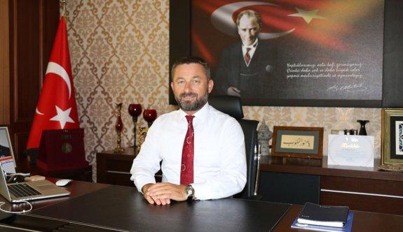 """ÇERKEZKÖY TSO'DAN""""2020 FAALİYET DEĞERLENDİRMESİ"""""""