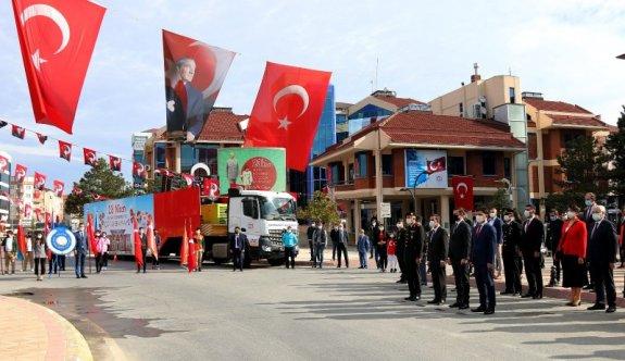 Çerkezköy'de 23 Nisan Kutlamaları