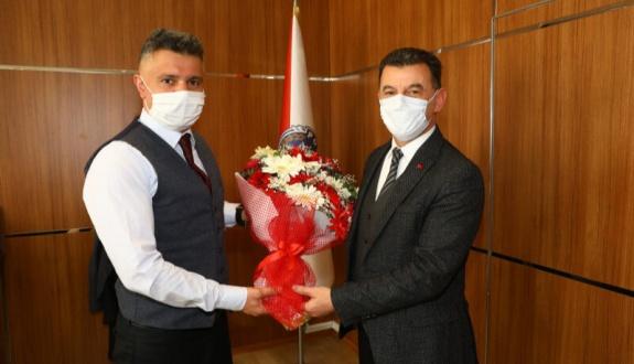 Çetin, Türk Polis Teşkilatının 176. Kuruluş Yıldönümü Kutladı