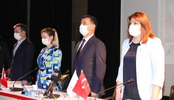 Kapaklı Mayıs Ayı Meclis Toplantısı ilk oturumu gerçekleştirildi