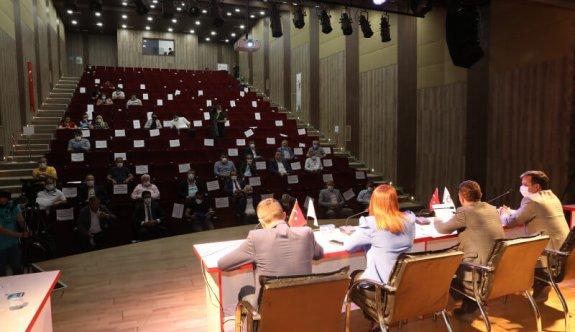 Kapaklı Haziran Ayı Olağan Meclis Toplantısı Tamamlandı