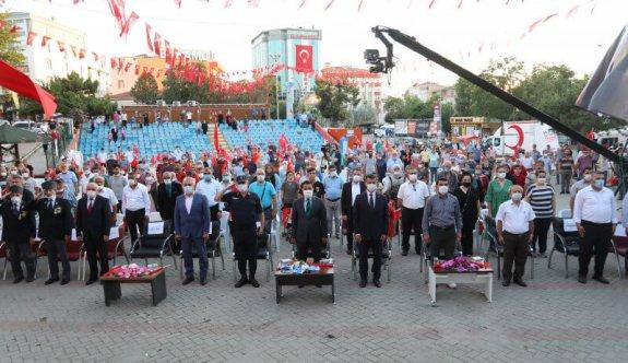 Kapaklı'da 15 Temmuz Demokrasi ve Milli Birlik Günü Anma Programı Düzenlendi