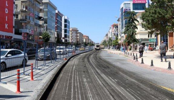 Kentsel Tasarım ve Peysaj'da 1. Etap 3. Kısım yapılıyor