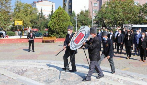 19 Eylül Gaziler Günü Kapaklı'da Törenle Kutlandı