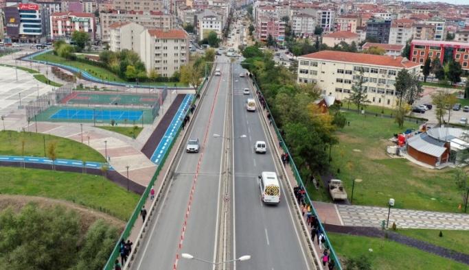 Atatürk Viyadüğü çalışmaları Pazar günü başlıyor