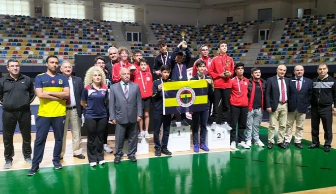 Masa Tenisi Türkiye Şampiyonasına katılacaklar