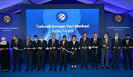 Turkcell Avrupa Veri Merkezi'nin...