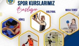 Kapaklı'da Ücretsiz Spor Kursları Başlıyor