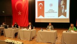 Çerkezköy'de Eylül meclisleri tamamlandı