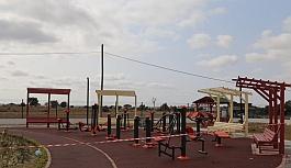 Pınarça Mahallesi'ne Yeni Park ve Sosyal...