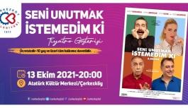 SENİ UNUTMAK İSTEMEDİM Kİ ÇERKEZKÖY'DE
