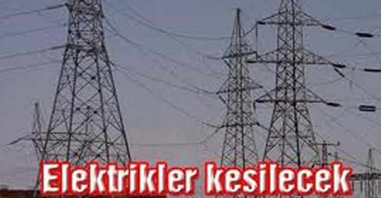 TREDAŞ, elektrik kesintisine karşı uyardı